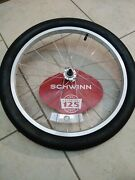 New 2020 Schwinn Stingray And/or Fair Lady Part 20 Front Tire Tube And Wheel