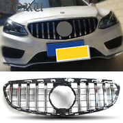 Front Bumper Grille Upper Facelift For Mercedes Benz E-class W212 Grill 14-16