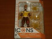 Dc Comics And039iconsand039 16 Firestorm And039trinity Warand039 Dc Collectible Action Figure