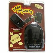 Classic Gift Collection Remote Control Fart Machine Toys Andamp Games