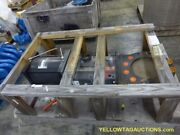 12andrdquo Weir Delta Industrial Knife Gate Valve Unused With Air Cylinder And Piped A