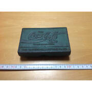 Coca-cola Bottlers Original Seal Case Vintage Rare From Japan Free Shipping