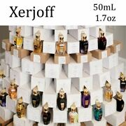 Xerjoff - Various Testers - 50ml 1.7oz Bottle New With Cap In Tester Box