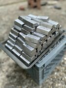 50lbs Pure Soft Lead -1 Lb Lead Ingots For Casting Sinkers Bullets Free Shipping