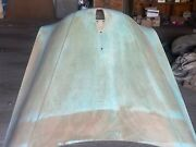 53 Buick- Multiple Parts Sold As 1 Lot. Hood Deck Lids Aprons W/core Support