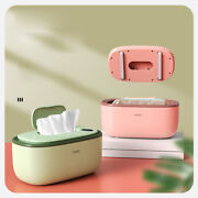 Portable Wet Wipes Insulation Tissue Box Warmer Heater Baby Constant Temperature