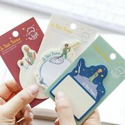 Stickers Memo Pad 36 Packs Cartoon Little Sticky Notes Office Supplies