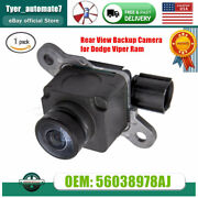Replacement Rear View Backup Camera For Dodge Viper Ram Pickup Truck 1500 - 5500