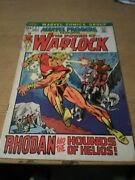 Marvel Premiere 2 And The Power Of Warlock 1