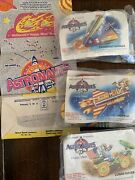 1992 Space Shuttle Mcdonaldand039s Young Astronauts Happy Meal Fast Food Toy Mip