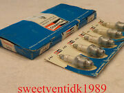 3....'nos' Champion J-4j Spark Plugs......marine / Boat....inboard And Outboard