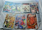 Lot Of 21 Justice Society Of America Between 12-53 Dc Comics 2008-2011 Nm