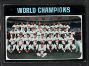 1971 Topps Baseball Commons Semis Teams 201 To 400 Complete Your Set Vg - Ex/mt