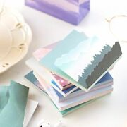 Memo Pad 20sets Notes Scrapbooking Fantasy School Stationery Notepads Supplies