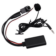 Car Bluetooth 5.0 Aux Audio Cable Adapter Fit For Alpine / Jvc Unilink Devices