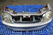 97 01 Honda Prelude Bb6 Sir Type-s White Front Nose Cut Conversion Jdm H22a