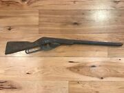 Rusty Vintage Lever Action Daisy Toy Pop Gun Test And Working