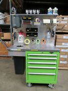 Auto Body Paint Prep Station New Complete Time Shaver Wk10 Ag1 5s Garage Shop