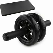 Ab Roller Tire Fitness Gym Exercise Abdominal Wheel Roller Workout Training