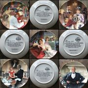 Little Orphan Annie Collector Plates Knowles China Company Columbia Pictures