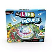 Game Mashups - The Game Of Life Trouble Game