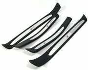 New Genuine Bmw 5-series F90 M5 Door Entrance Sill Cover Trim Set Of 4 Oem
