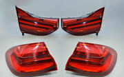 New Genuine Bmw 7and039 G11 G12 Rear Right Left Side Panel + Trunk Lights Set Oem