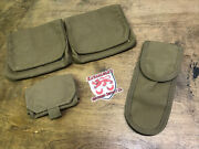 Tactical Tailor Pouch Lot Coyote Brown Malice Molle General Purpose R19b