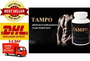 100 Natural Herbs Tampo Male Enhancement Supplements Endure Strong 60 Capsules