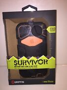 New Griffin Survivor Military-duty Case And Belt Clip 2012 For Iphone 5 Case