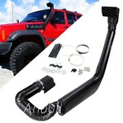 Anbull Intake Snorkel Kit Fits Jeep Cherokee Xj Cold Intake System Rolling 84-01
