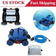 Automatic Robot Universal In Ground Swimming Pool Underwater Cleaner 110v