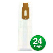 24x Vacuum Cleaner Bags For Oreck Xl2000rh Xl2100rs Xl2200rs Xl2250rs, Type Cc