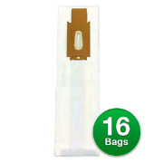 16x Vacuum Cleaner Bags For Oreck Xl2000rh Xl2100rs Xl2200rs Xl2250rs, Type Cc
