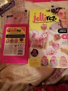 2 Set Jelli Rez Sweets Jewelry Pack Quick And Easy Diy Craft Activity Kit