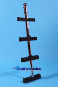 Armstrong Nautical Products Ml4-48 48 4 Step Mounted Laddermount Not Included