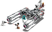 New Lego Star Wars 75249 The Rise Of Skywalker Resistance Y-wing Starfighter