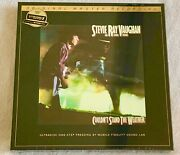 Steve Ray Vaughan Couldn't Stand The Weather Sealed U.s Mofi Ultradisc Onestep