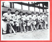 1938 Senators Team Issue 8 X 10 Case Ferrell Travis Wright Lewis Etc