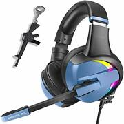Svyhuok Ps4 Gaming Headset Xbox One Pc Professional Rgb Limited Edition Japan