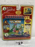 New Leap Frog My First Leap Pad Once Upon A Rhyme Game Learning System Cartridge