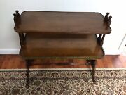 Old Colony Furniture Regency Maple Server Table