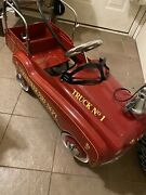 Gearbox Pedal Car Firefighter No.1