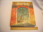 Domus Wall Painting In The Roman House By Pappalardo And Mazzoleni Hardcover