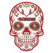 San Fran Cisco 49ers Cornhole Set Of 2 Decals Free Shipping Made In Usa