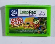 Leap Frog Leap Pad Explorer Ultra Ebook Learn To Read Collection Fairy Tales