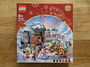 Lego 2021 Chinese New Year 80106 Story Of Nian 1067pcs Brand New-for Gift-hot 🔥