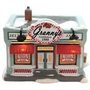 Dept 56 National Lampoonandrsquos Christmas Vacation Jelly Of The Month Club New In Box