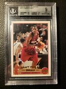 2003 Topps Collection Lebron James Rookie Rc 221 Bgs 9 Mint Gold Foil🔥🔥🏀