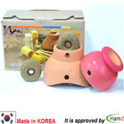 Korea Red Clay Silicone Cover Plate Device Warmer Heater King Big Mugwort Cones